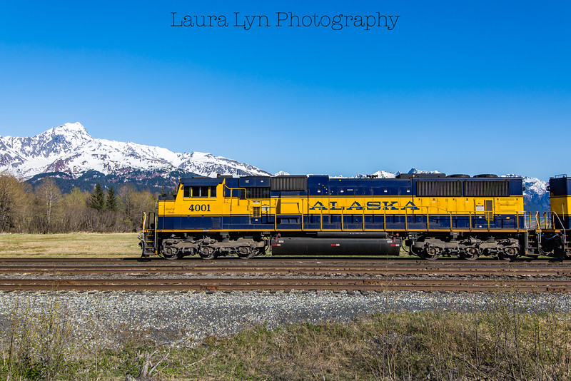 Taken North of Seward in May 2014