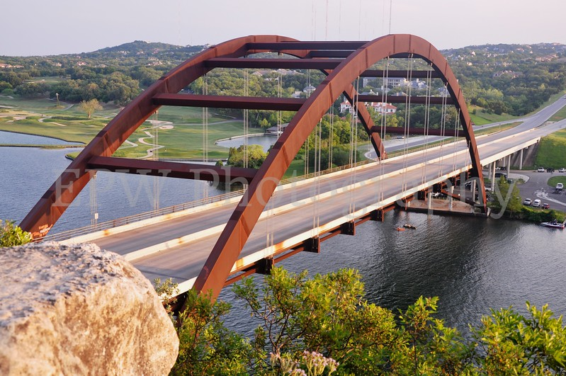 Pennybacker Bridge III