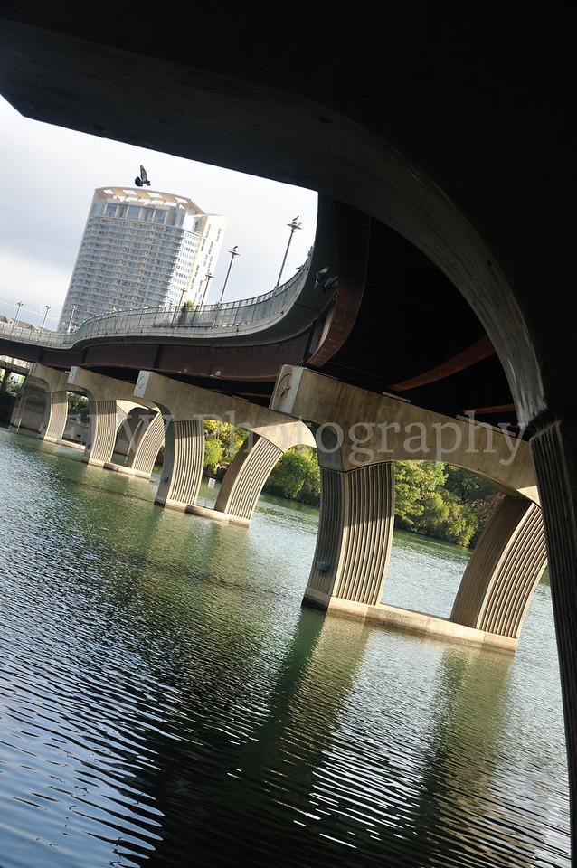 Austin Pedestrian Bridge