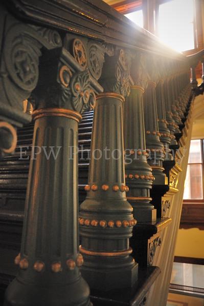 Capitol Staircase VI