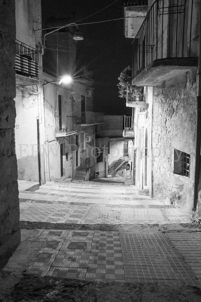 Streets of Caltabelotta I