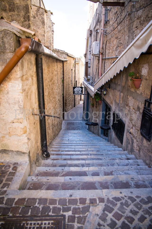 Streets of Caltabellota VII