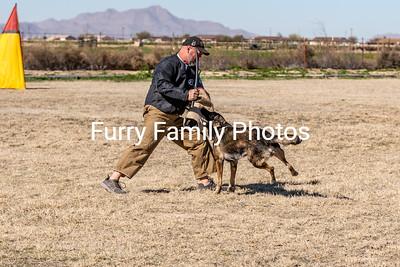 AZ Schutzhund Club IPO Trial