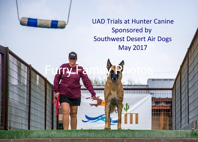 Hunter Canine SWDAD May 2017 Trials
