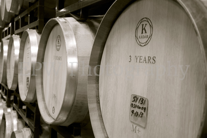 Wine Barrels II