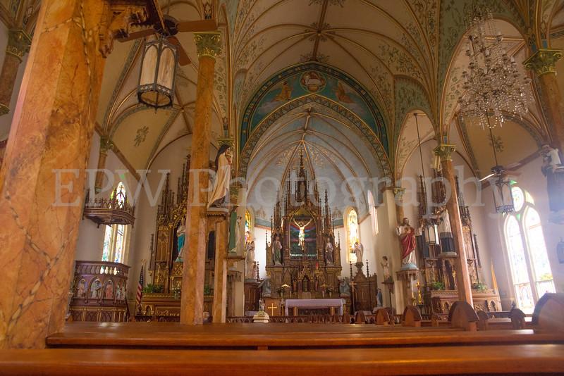 St. Mary's I