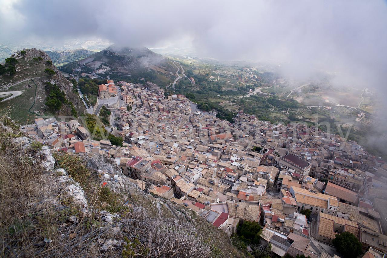 Village of Caltabellota