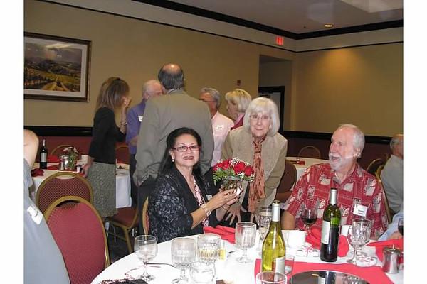 (l-r) Dolores Cragg, Carol (Klingaman) Colligan, Steve Cragg