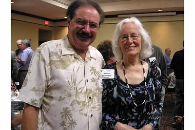 (l-r) Matt Miller, Barbara (Matheson) Ferguson