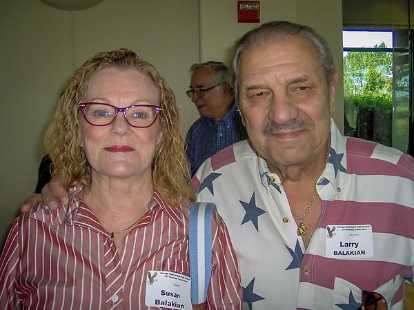 Susan & Larry Balakian