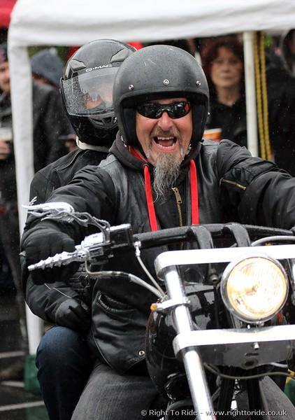Belfast 10th Anniversary Custom Bike Show - July 2015