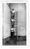 Standing Tall, c. 1930s. Gelatin Silver Print Snapshot