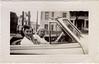 Out Cruising, c. 1940s. Gelatin Silver Print Snapshot