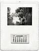 Snapshot Calendar, 1943. Gelatin Silver Print Snapshot