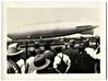 Graf Zeppelin, Los Angeles CA 1929.  Gelatin Silver Print Snapshot