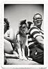 Good Dog, c. 1950s. Gelatin Silver Print Snapshot