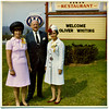 Oliver Whiting Approved and Welcomed, c. 1960s. Dye Coupler Print Snapshot
