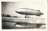 Dirigible A5464, c. 1918. Real Photo Post Card