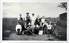 Boys' Baseball Team, 1932. Gelatin Silver Print Snapshot.