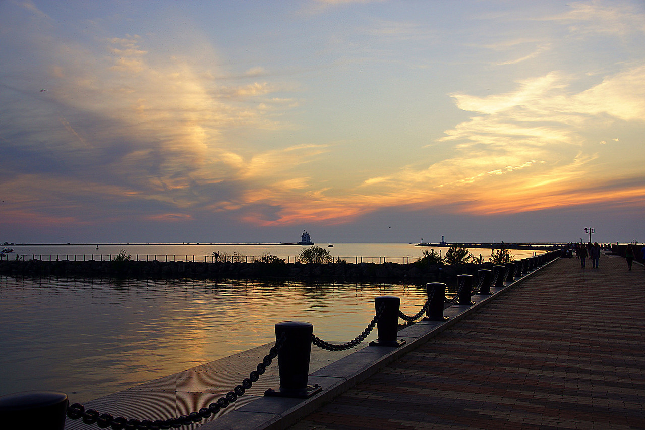 Lorain's Harbor