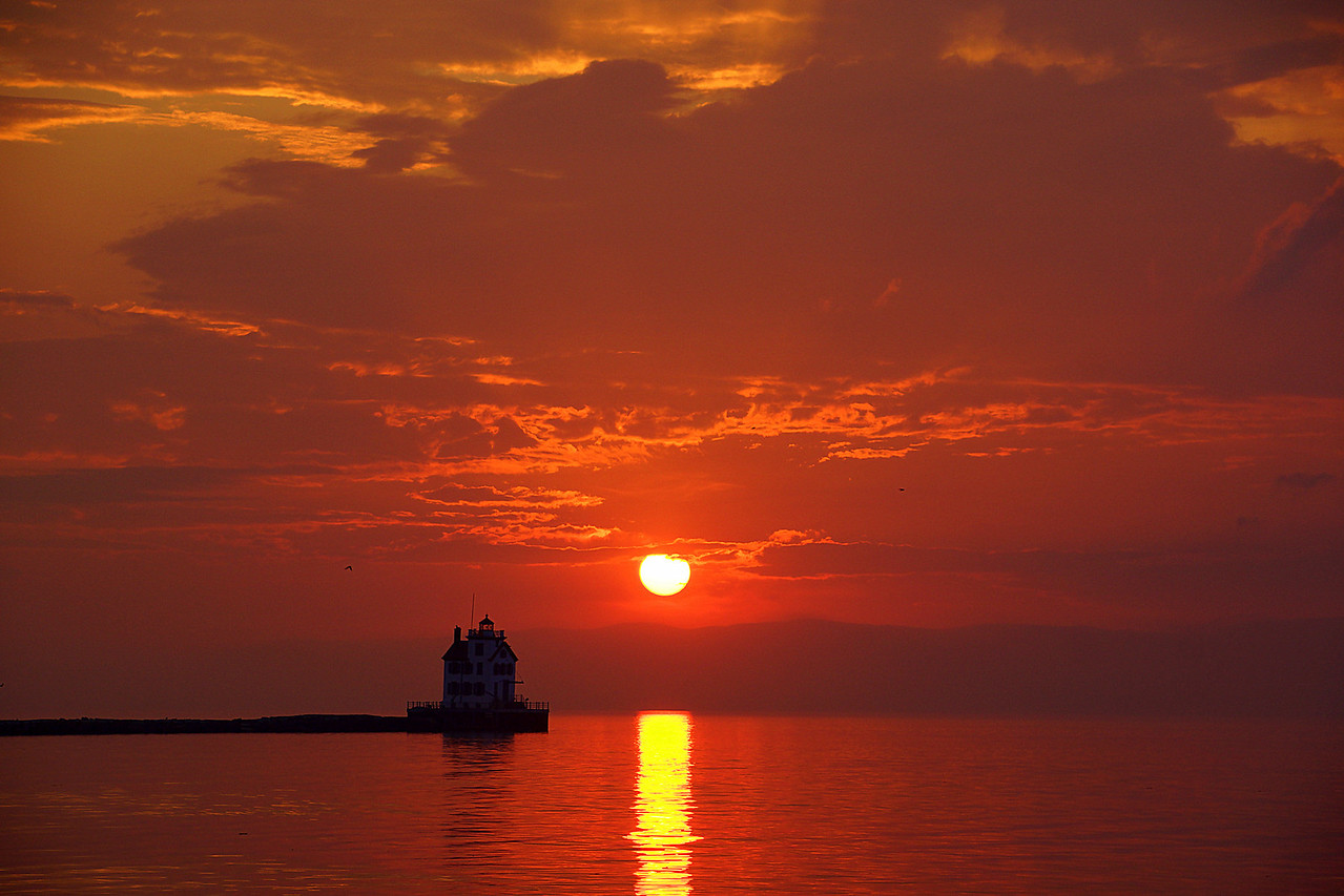 Lorain's Lighthouse
