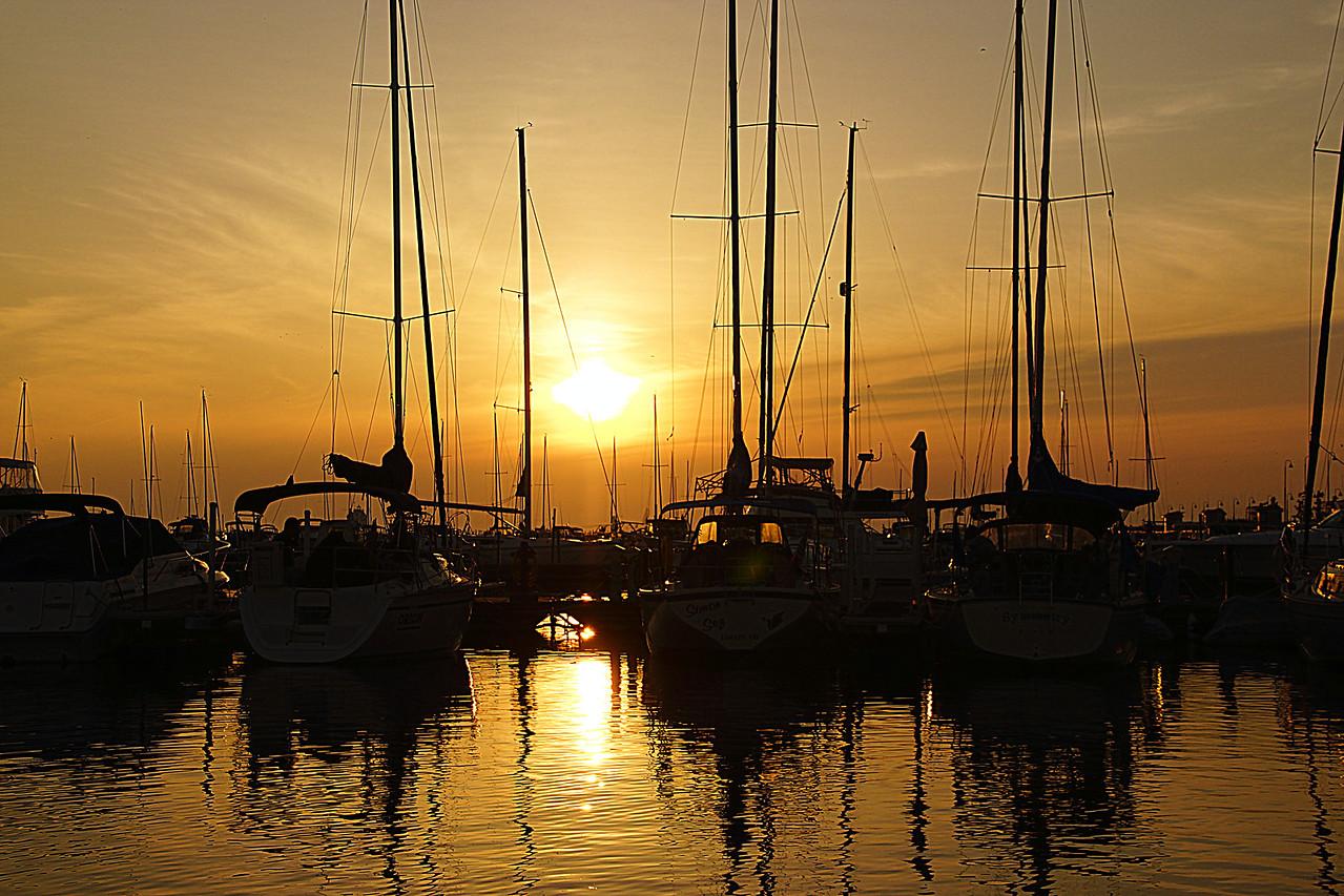 Spitzer Marina, Lorain Ohio