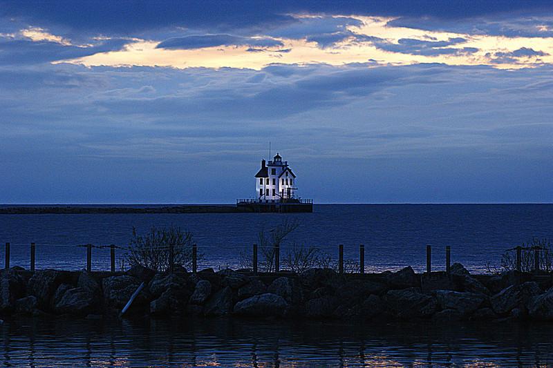 Lorain's Lighthouse