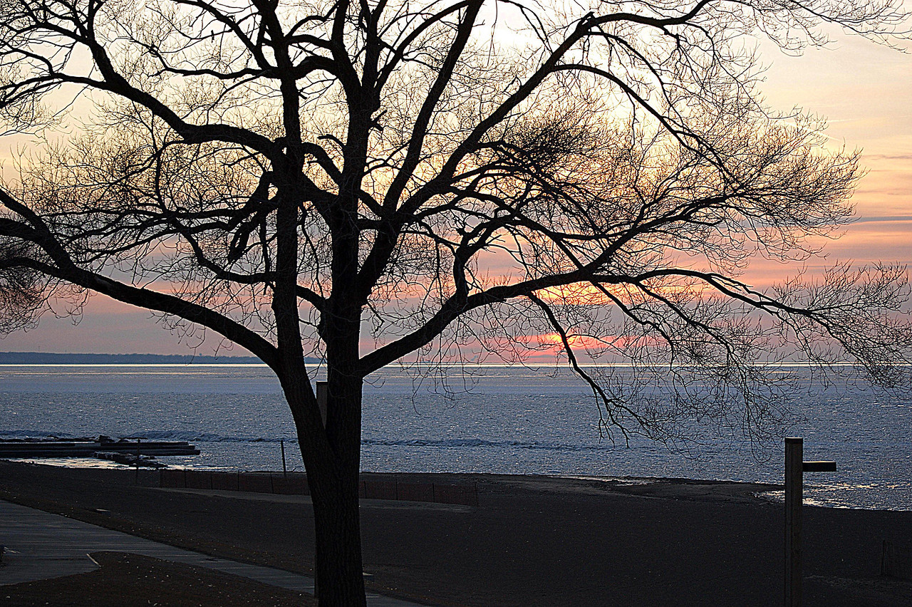 Lakeview  Beach Park, Lorain Ohio