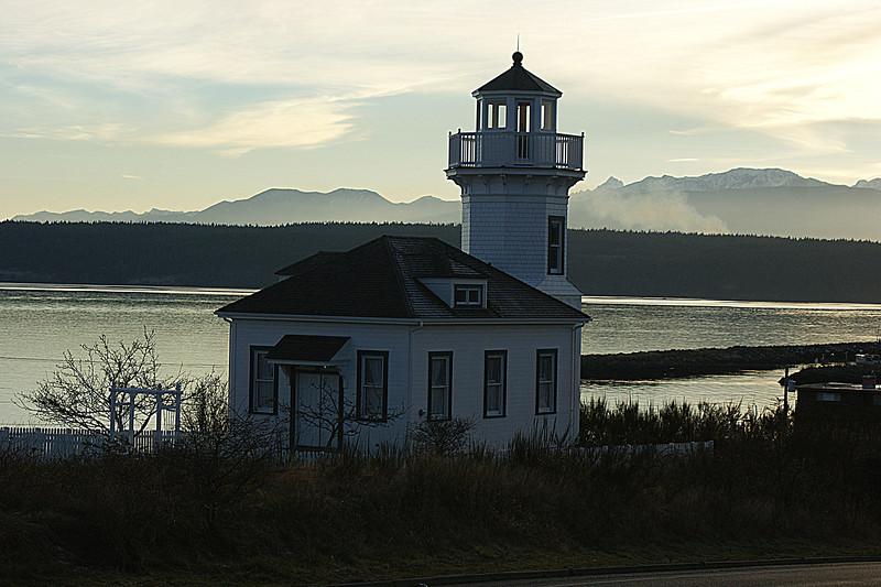 Port Townsend Lighthouse, Port Townsend Washington