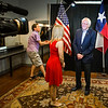 """Vermont senator Bernie Sanders does a one-on-one interview with NBC 5 political reporter. ... Julie Fine before a rally at the Verizon Theater on Thursday, April 20, 2017, in Grand Prairie, Texas. Sanders, the runner-up in the 2016 Democratic contest for president, appeared in North Texas as part of a national tour urging Democrats to """"Come Together, Fight Back"""" against the agenda of President Trump. (Smiley N. Pool/The Dallas Morning News)"""