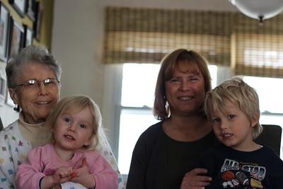 Gma Jean & Gma Millie 2.2013
