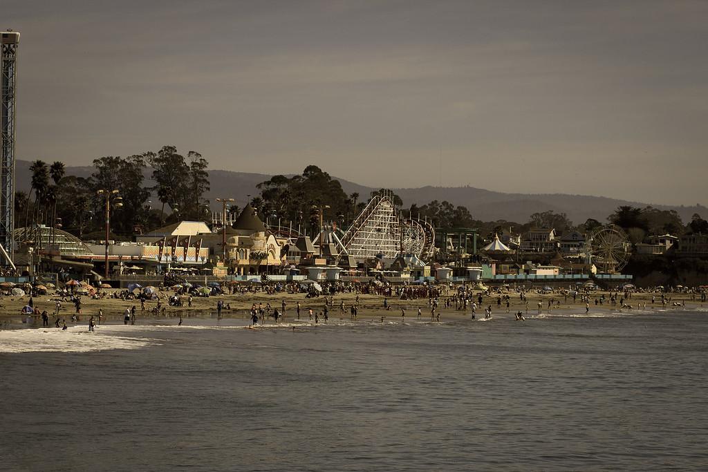 Santa Cruz California 2014