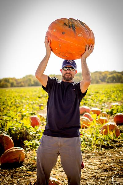 10.2014 Pumpkin Patch