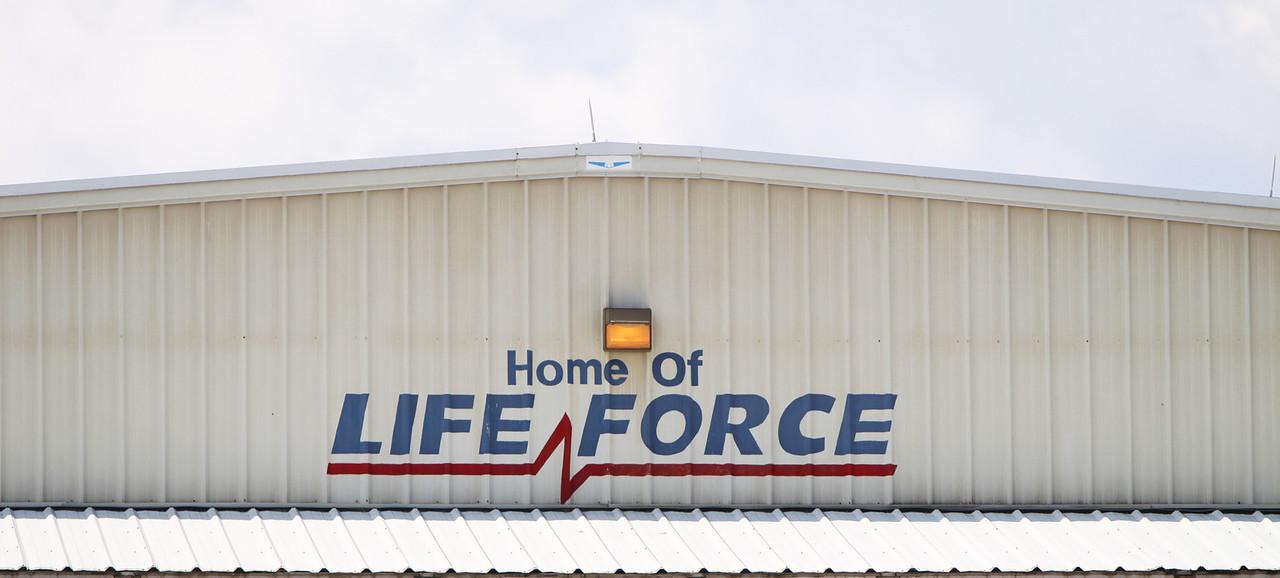 Life Force Hanger