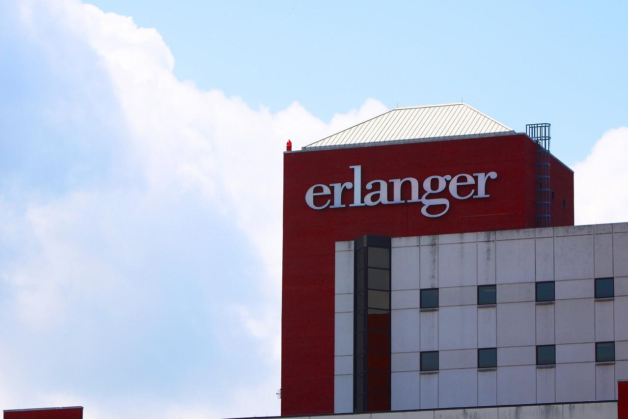 Erlanger Hospital - Chattanooga Regional Trauma Center