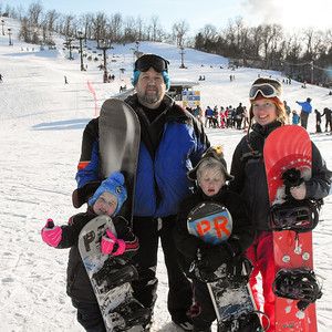 1.18.2016 Snowboarding w/Gpa Curt