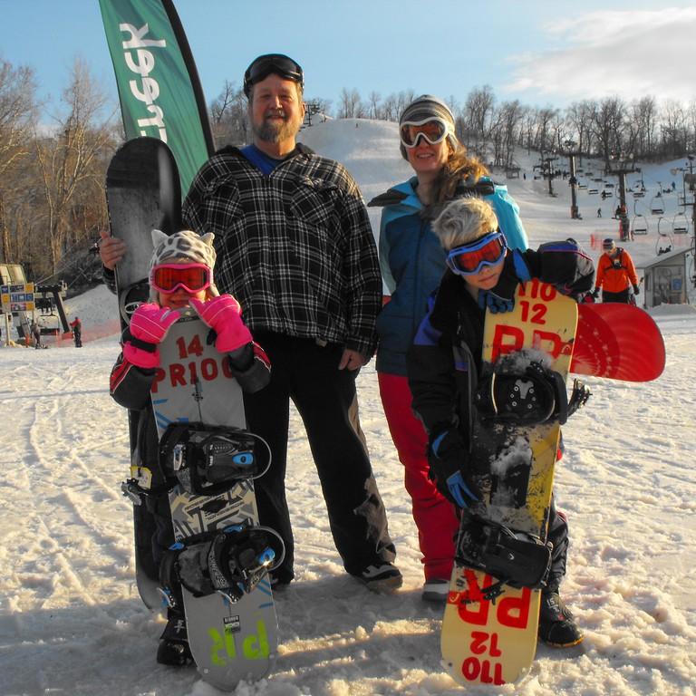 GPA Curt Snowboarding 2016