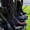 "05.26.10 = Boots<br /> <br /> ""A man hasn't got a corner on virtue just because his shoes are shined.""  Anne Petry"