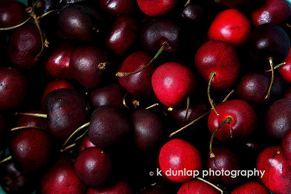 "07.06.11 = Cherries<br /> <br /> ""Life is just a bowl of cherries, don't take it serious, it's mysterious."" Bob Fosse"