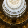 "09.26.11 = Fancy Texas<br /> <br /> I was just panning through some of my images from my trip down to Texas and really liked this one of the capitol dome.  There's still so many to process so I thought I would start here.  If you zoom in on this one, you can really see the detail and fancy.  Boy, they sure don't make em' like this anymore do they?  And why not? Why does everything have to be so modern and cold and all the hard lines of glass and metal? What has happened to all the wonderful craftsmanship of yesteryear?  I love walking into places like this.  You can feel the importance and specialness from every corner, unlike the new buildings of today.  I think we could all use a little special in our everyday lives. <br /> <br /> ""Quality is not an act, it is a habit."" Aristotle"