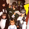 "11.04.11 = Flashback Friday - Halloween 1995 <br /> <br /> This was one of my favorite years with my nieces and nephews.  This is the year that my niece Kirby went as Dorothy from the Wizard of Oz and I went as the Wicked Witch.  Some of you may have had the benefit of hearing my Wicked Witch impression… It's been known to frighten small children and adults.  Anyway, Kirby loved it when I did the witch.  She used to say, ""Do the weetch, do the weetch Aunt Kris"", so we just had to go together that year.  She was only 3 1/2 at the time, but I think she wanted to be Dorothy just so she could wear the red sparkly shoes.  She comes by that honestly and takes after our side of the family!  I even went out and spent some money on a little stuffed Toto dog.  It had to look like the actual Toto, no pink puppy would do.  She carried him in a Longaberger basket which doubled as her candy basket.  I did my Wicked Witch impression several times that night for the neighbors, all of who thought it was hysterical.  Do you know, the following year, my sister got a call from a woman in the neighborhood, asking her if I was going to be out again this year as the Wicked Witch, as she wanted to prepare her son because he was so frightened the year before.  My sister said GET OVER YOURSELF!  It's HALLOWEEN!  Good times and great family! <br /> <br /> ""I bet living in a nudist colony takes all the fun out of Halloween.""  Unknown"