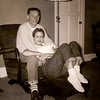 "03.23.12 = Flashback Friday 1956 – Mom & Dad<br /> <br /> Still, one of my very favorite photo's of all time!  This is still them!<br /> <br /> ""You are as young as your faith, as old as your doubt; as young as your self-confidence, as old as your fear; as young as your hope, as old as your despair.""  Douglas MacArthur"