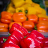 "02.29.12 = Pick your Pepper<br /> <br /> What other fruit or vegetable comes in as many colors as the pepper?  Hmmm,  something to think about on this extra day in February.<br /> <br /> ""Never overcook your vegetables, just threaten them.""  Unknown"