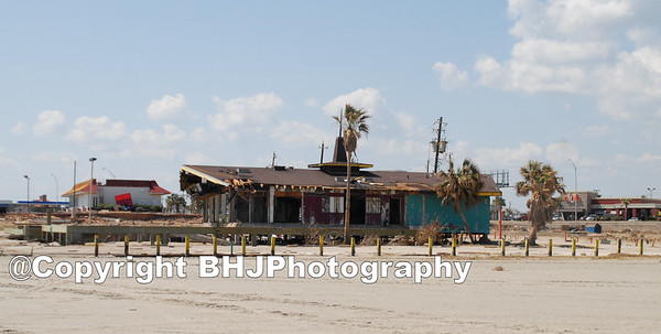 2008 Galveston After the Hurricane Ike