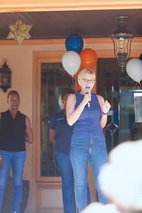 Tracye Polson Volunteer Kick-Off