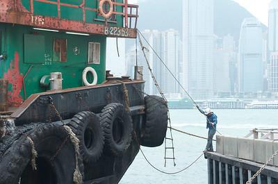 Hong Kong, 2013.