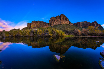 Location:  Lower Salt River, AZ