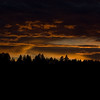 Sunset on Flathead Lake, Montana<br /> <br /> Copyrighted by Donald G. Stein©, all rights reserved