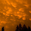 Gathering storm at sunset<br /> <br /> Copyrighted by Donald G. Stein©, all rights reserved