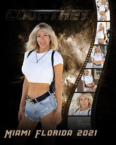 Courtney film strip